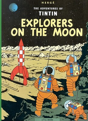 Explorers on the Moon - Hergé