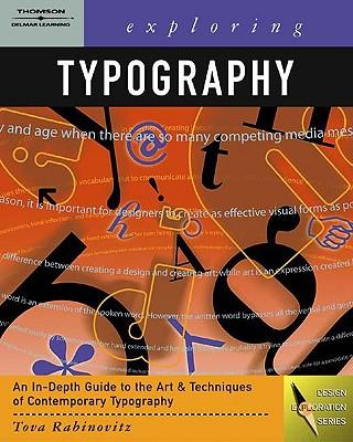 Exploring Typography - Rabinowitz, Tova