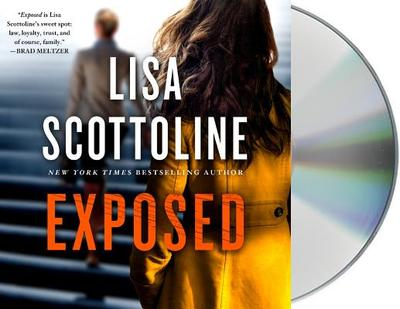 Exposed: A Rosato & Dinunzio Novel - Scottoline, Lisa, and Burton, Kate (Read by)