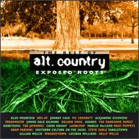 Exposed Roots: Best of Alt. Country - Various Artists