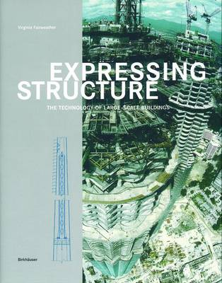 Expressing Structure: The Technology of Large-Scale Buildings - Tornasetti, Richard, and Fairweather, Virginia, and Princeton Architectural Press