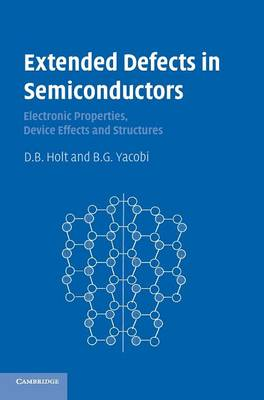 Extended Defects in Semiconductors - Holt, D B, and Yacobi, B G