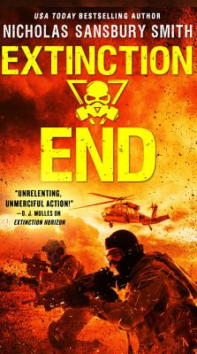 Extinction End - Smith, Nicholas Sansbury
