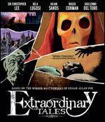 Extraordinary Tales [Blu-ray] [2 Discs]