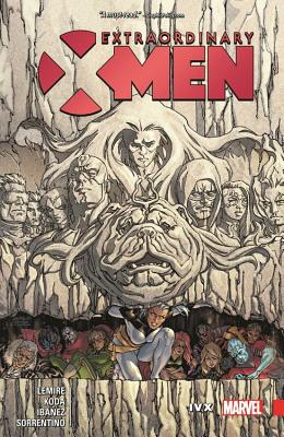 Extraordinary X-Men, Volume 4: IvX - Lemire, Jeff (Text by)