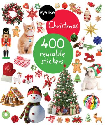 Eyelike Stickers: Christmas - Workman Publishing