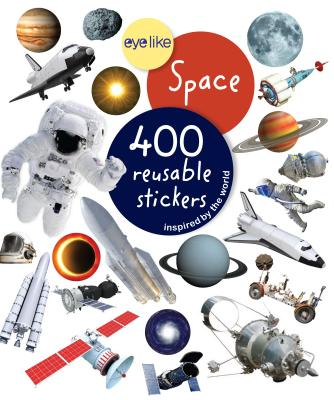 Eyelike Stickers: Space - Workman Publishing