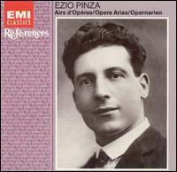 Ezio Pinza - Anna Maria Turchetti (vocals); Aristodemo Giorgini (vocals); Ezio Pinza (bass); Maartje Offers (vocals); Roberto D'Alessio (vocals); Romeo Boscacci (vocals); Tina Poli-Randaccio (vocals); Ugo Marturano (vocals); Carlo Sabajno (conductor)
