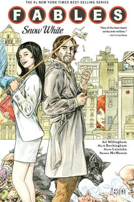 Fables Vol. 19: Snow White - Willingham, Bill