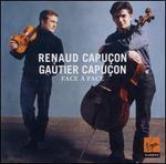 Face � face: Duos for Violin & Cello