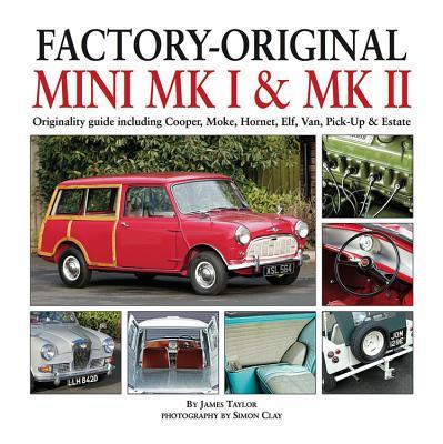 Factory-Original Mini Mk1 & Mk2 - Taylor, James