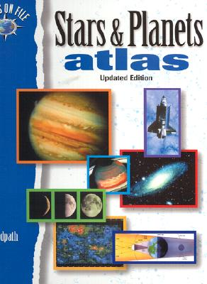 Facts on File Stars & Planets Atlas - Ridpath, Ian