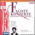 Fagottkonzerte: Mozart, Hummel, Jolivet, Fran?aix