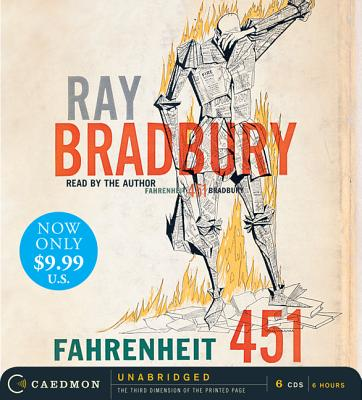 Fahrenheit 451 - Bradbury, Ray (Read by)