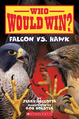 Falcon vs. Hawk (Who Would Win?), 23 - Pallotta, Jerry