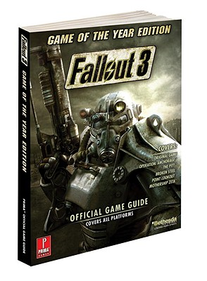 fallout 3 game of the year edition prima official game guide book rh alibris com fallout 4 game guide for sale fallout 4 game guide