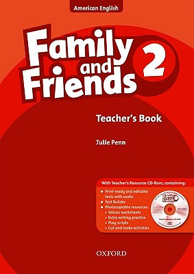 Family and Friends American Edition: 2: Teacher's Book & CD