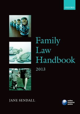 Family Law Handbook 2013 - Sendall, Jane