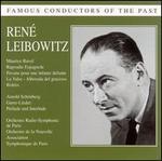 Famous Conductors of the Past: René Leibowitz