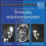 Famous Swedish Pianists