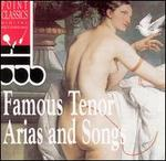 Famous Tenor Arias and Songs