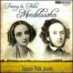 Fanny & Felix Mendelssohn