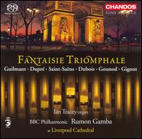 Fantaisie Triomphale  - Ian Tracey (organ); BBC Philharmonic Orchestra; Rumon Gamba (conductor)