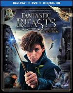 Fantastic Beasts and Where to Find Them [Blu-ray/DVD] - David Yates