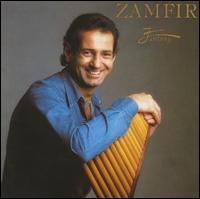 Fantasy: Romantic Favorites for Pan Flute - Zamfir