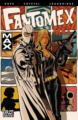 Fantomex Max - Hope, Andrew, Professor (Text by)