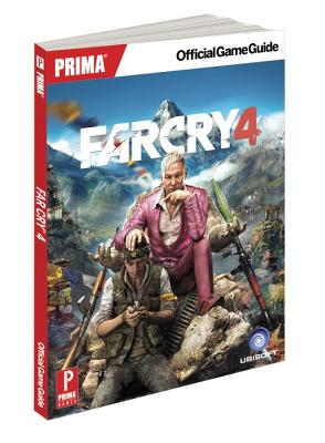Far Cry 4: Prima Official Game Guide - Prima Games, and Bratcher, Eric
