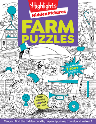 Farm Puzzles - Highlights for Children