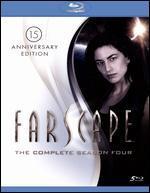 Farscape: The Complete Season Four [15th Anniversary Edition] [5 Discs] [Blu-ray]