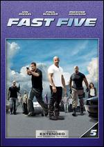 Fast Five [With Furious 7 Movie Cash] - Justin Lin