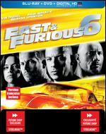 Fast & Furious 6 [Steelbook] [Blu-ray/DVD]