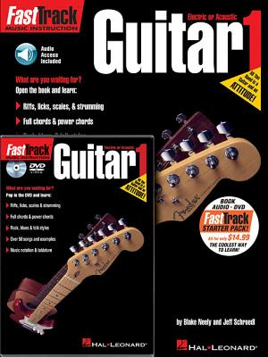FastTrack Guitar 1 - Neely, Blake, and Schroedl, Jeff