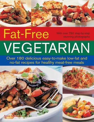 Fat Free Vegetarian - Sheasby, Anne