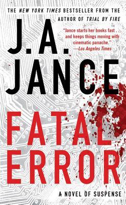 Fatal Error - Jance, J A