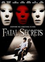 Fatal Secrets - Meir Sharony