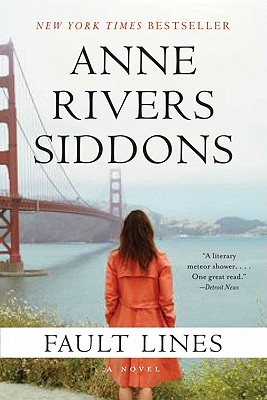 Fault Lines - Siddons, Anne Rivers