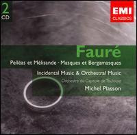 Fauré: Orchestral Works and Incidental Music - Ensemble Vocal Alix Bourbon; Frederica Von Stade (mezzo-soprano); Jean-Philippe Collard (piano); Linda Chesis (flute);...