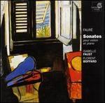 Fauré: Sonates pour violon et piano