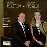 Faur?: Sonata No. 1; Franck: Sonata in A major