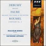 Faure: Ballade Op19; Debussy: Images, L. 122