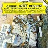 Faure: Requiem - Andreas Schmidt (baritone); Kathleen Battle (soprano); Timothy Farrell (organ); Philharmonia Orchestra;...