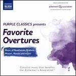 Favorite Overtures [Purple Classics Present]
