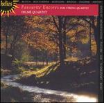 Favourite Encores for String Quartet