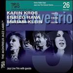 Featuring Karin Krog, Enrico Rava & Miriam Klein