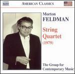 Feldman: String Quartet (1979)