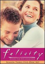 Felicity: Season Three [Junior Year Collection] [5 Discs] -